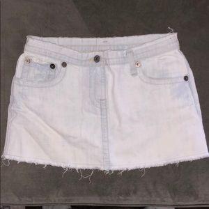 Guess Jeans- Denim Mini Skirt Sz- 24